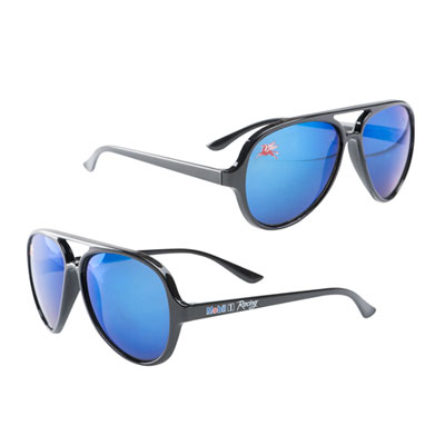 Racing Aviator Sunglasses