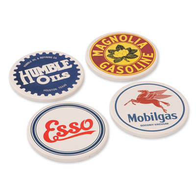 Heritage coasters - set of 4