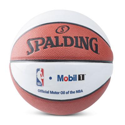 Mobil 1™ NBA Spalding Mini-Basketball