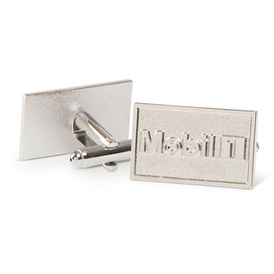 Mobil 1™ cufflinks
