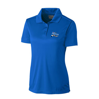 Ladies' Mobil 1 Lube Expres™ blue Parma polo