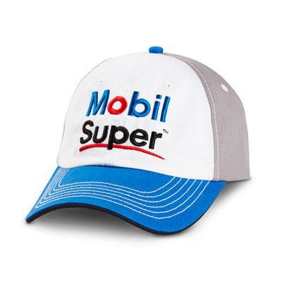 Mobil Super™ twill cap