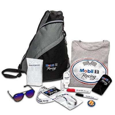 2019 Mobil 1 Racing® track pack