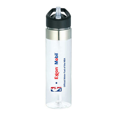 Exxon™ Mobil™ NBA 20oz sport water bottle