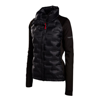 ExxonMobil™ Ladies' Fossa puffer jacket