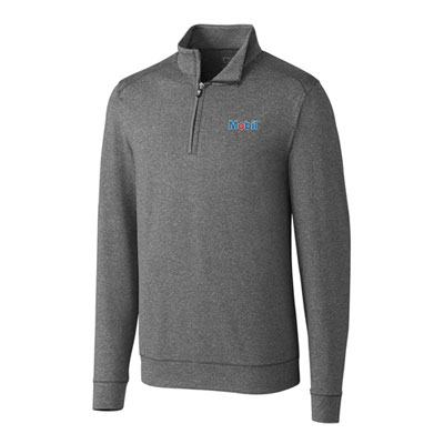 Mobil™ Shoreline fleece pullover