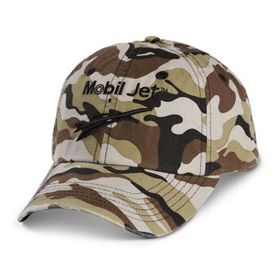 Mobil Jet™ Camo cap