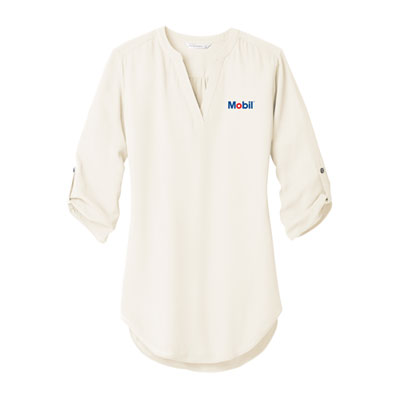 Mobil™ Ladies' 3/4-Sleeve Tunic