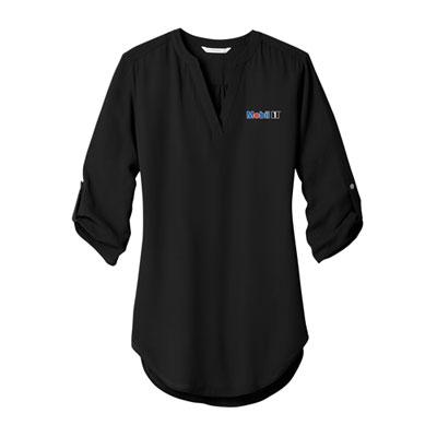 Mobil 1™ Ladies' Port Authority 3/4-Sleeve Tunic
