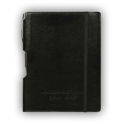 Mobil Diesel Efficient™ Rhythm journal with pen