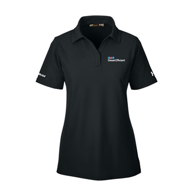 Mobil Diesel Efficient™ Ladies' Under Armour Corporate Performance Polo