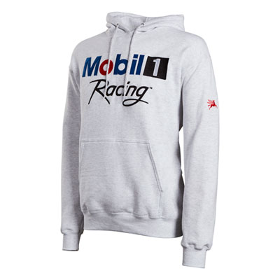 Mobil 1 Racing™ Collegiate hooded sweatshirt