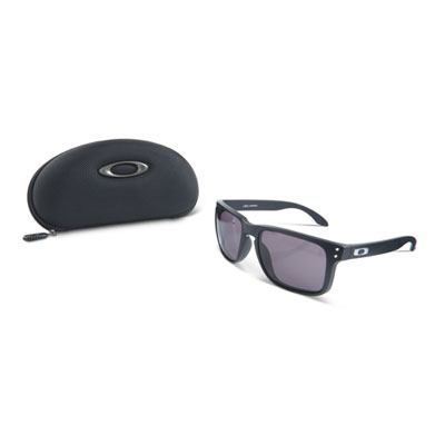 Mobil 1 Racing™ Oakley Holbrook™ XL sunglasses with hard case