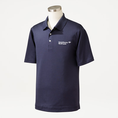 Bank of America Merrill Lynch Men's Signature Polo