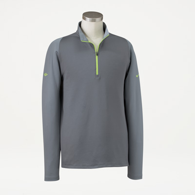Flagscape Nike® Men's Half-Zip Cover-Up