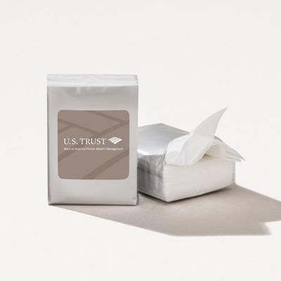 U.S. Trust Mini Tissue Pack