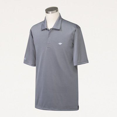 Flagscape Antigua Men's Stripe Polo