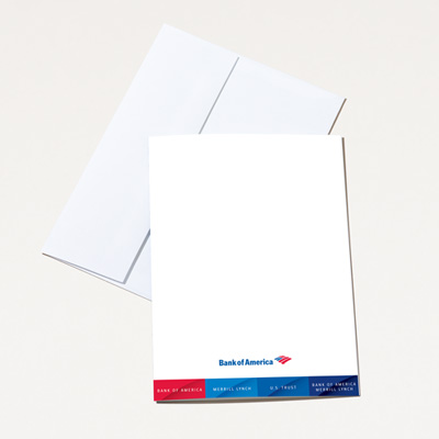 Enterprise Blank Note Card - 25 Pack