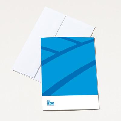 Merrill Edge Blank Note Card - 25 Pack