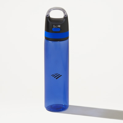 Flagscape 25-Ounce Water Bottle with Bluetooth Speaker