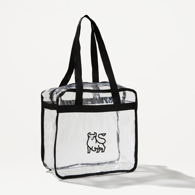 Bull Zippered Event Tote