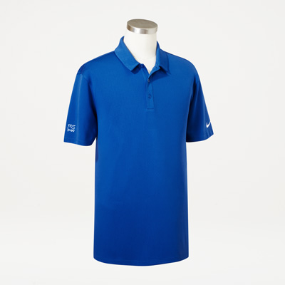 Bull Men's Nike® Textured Polo