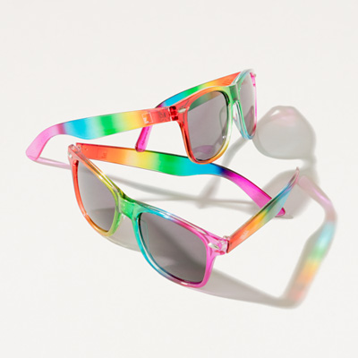 Flagscape Love Has No Labels Sunglasses