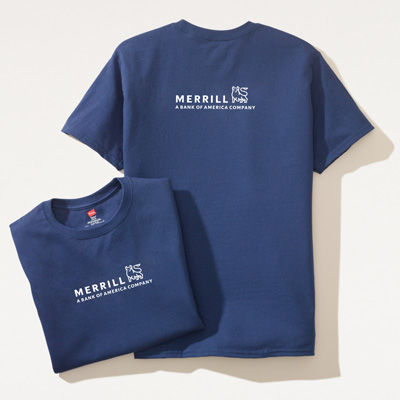 Merrill Short-Sleeve Signature Shirt