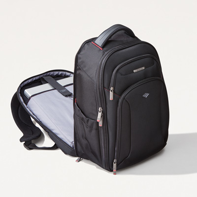 Flagscape Samsonite® Computer Backpack Black