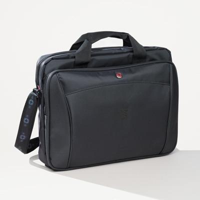 Bull Wenger® Slim Computer Case