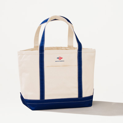 Bank of America Classic Canvas Tote