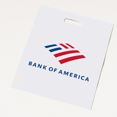 Bank of America Eco Tradeshow Bag - 100 Pack