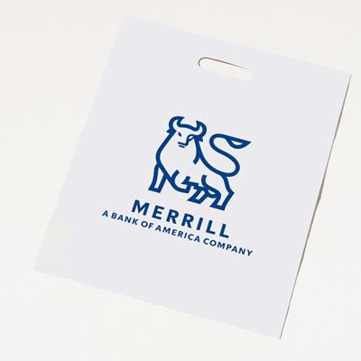 Merrill Large Eco Tradeshow Bag - 100 Pack