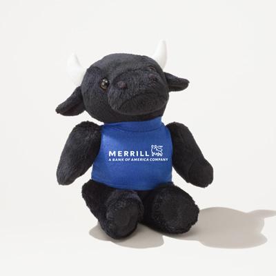 Merrill Plush Bull