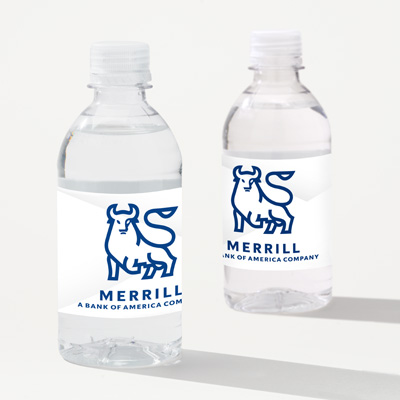 Merrill 12-Ounce Bottled Water - 24 Pack