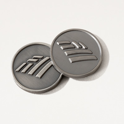 Flagscape Golf Ball Marker - Set of 2