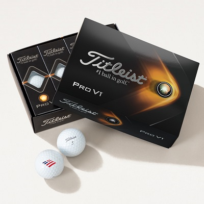 Flagscape Titleist® Pro V1®  Golf Balls - 1 Dozen