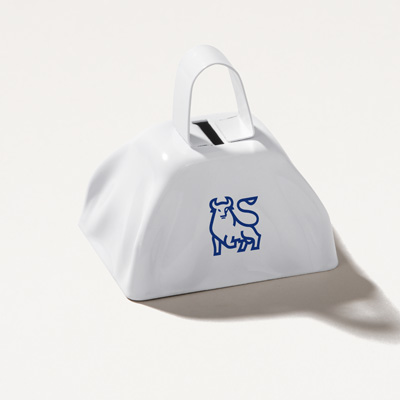 Bull Ring-A-Ling Cow Bell
