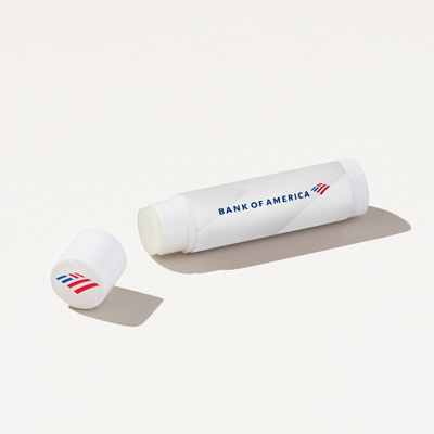 Bank of America Lip Balm