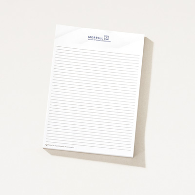 Merrill 5x7 Notepad - 5 Pack