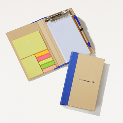 Bank of America Eco Meeting Notebook