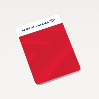 Bank of America Vertical Mousepad