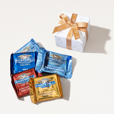 Bull Ghirardelli® Mini Box