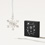 Flagscape Pewter Snowflake Ornament