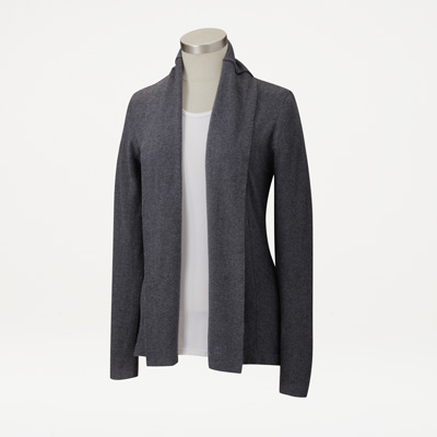 Bull Weatherproof® Ladies' Cotton Cashmere Cardigan