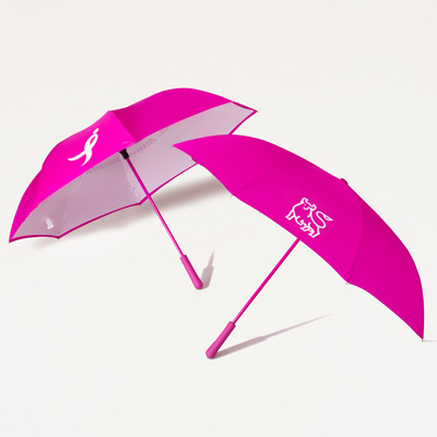 Bull Susan G. Koman® Inversion Umbrella