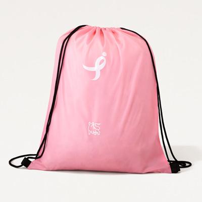 Bull Susan G. Koman® Cinch Bag