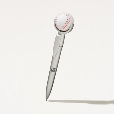 Bull Baseball Squishy Top Pen