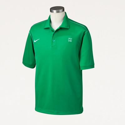 Bull Men's Nike® Swoosh Polo
