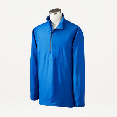 Bull Men's  Nike® Half Zip Wind Shirt